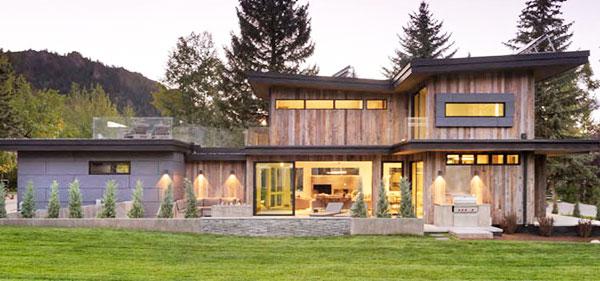 Nice house in Aspen